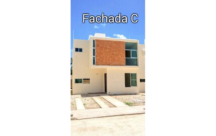 Foto de casa en venta en  , santa maria, mérida, yucatán, 1438343 No. 02