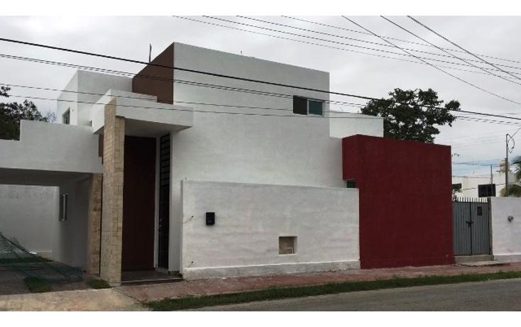Foto de casa en venta en  , santa maria, mérida, yucatán, 1475817 No. 01