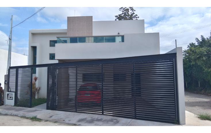 Foto de casa en venta en  , santa maria, mérida, yucatán, 1495437 No. 01