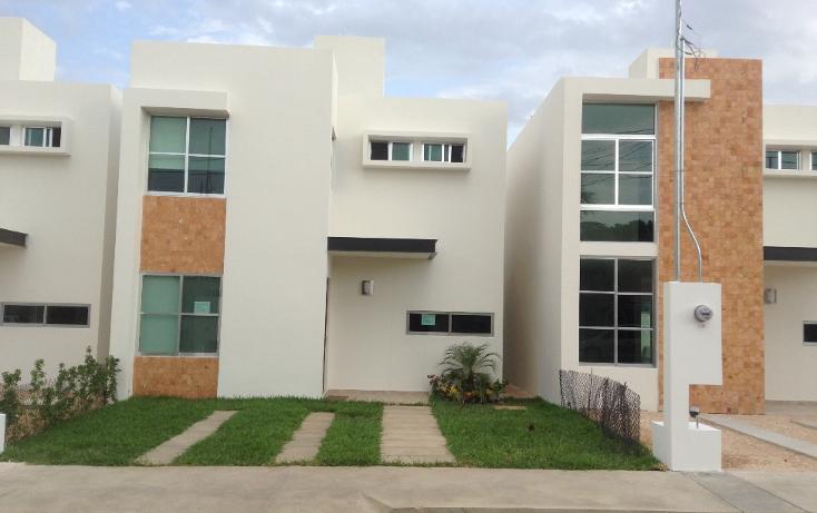 Foto de casa en venta en  , santa maria, mérida, yucatán, 1632836 No. 01