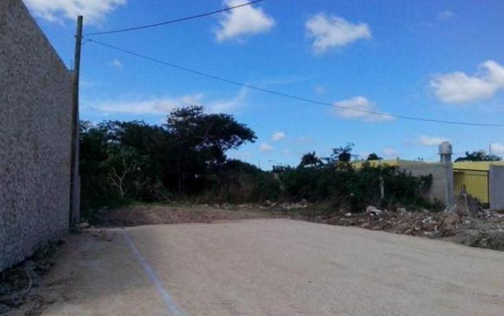 Foto de terreno habitacional en venta en, santa maria, mérida, yucatán, 1737166 no 04