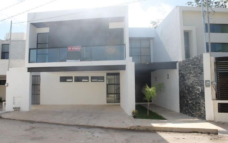 Foto de casa en venta en  , santa maria, mérida, yucatán, 1989830 No. 01