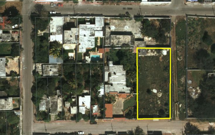 Foto de terreno habitacional en venta en, santa maria, mérida, yucatán, 2005828 no 01