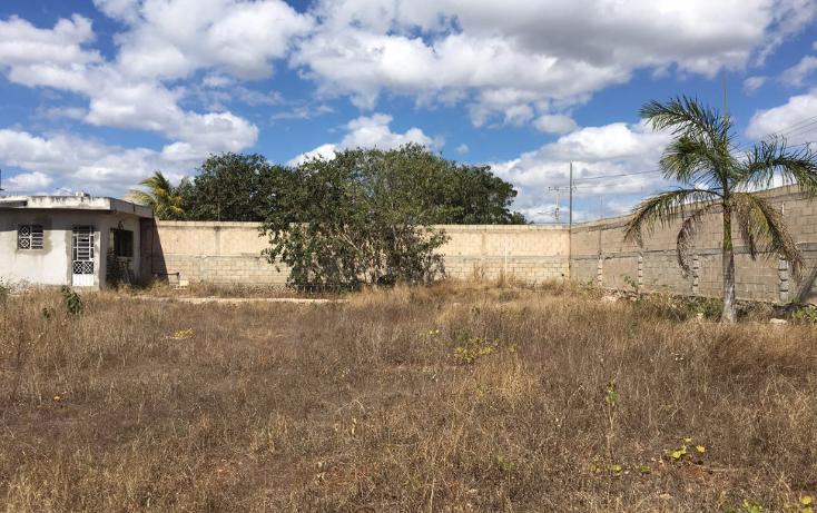 Foto de terreno habitacional en venta en  , santa maria, m?rida, yucat?n, 2005828 No. 03