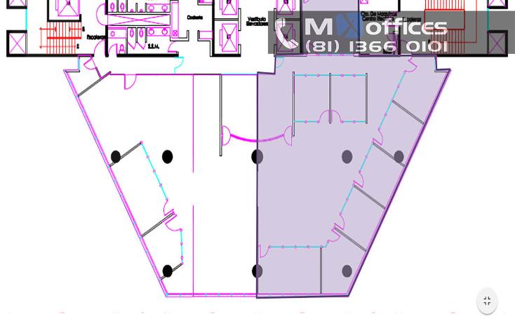 Foto de oficina en renta en  , santa mar?a, monterrey, nuevo le?n, 1026761 No. 03