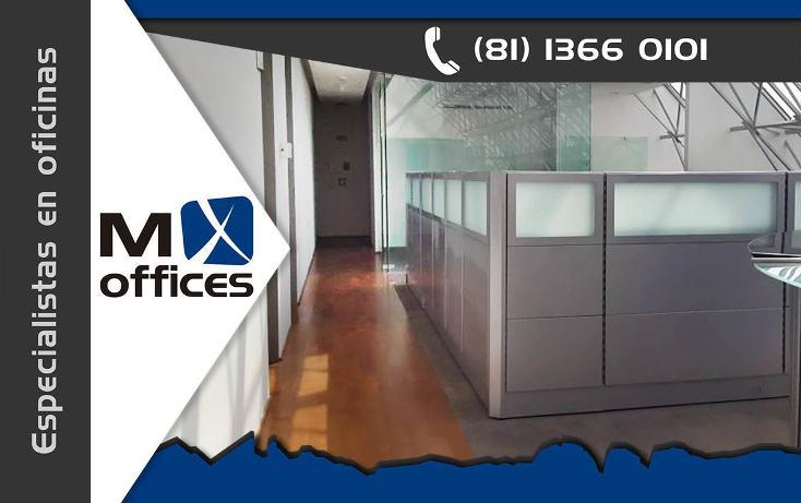 Foto de oficina en renta en  , santa maría, monterrey, nuevo león, 1862428 No. 01