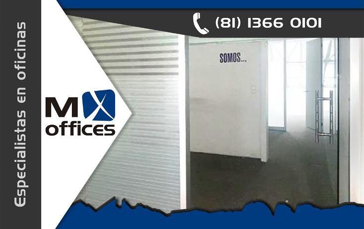 Foto de oficina en renta en  , santa maría, monterrey, nuevo león, 893389 No. 01