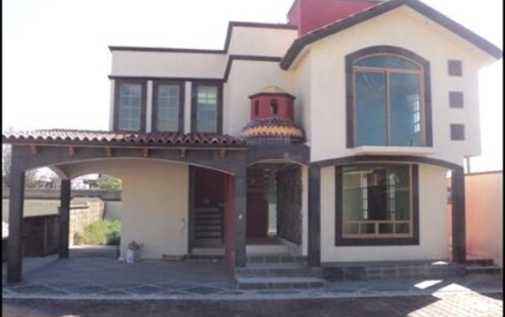 Foto de casa en condominio en venta en  , santa maría nativitas, calimaya, méxico, 1191731 No. 01