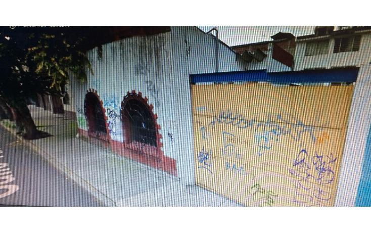 Foto de terreno comercial en venta en  , santa maría nonoalco, álvaro obregón, distrito federal, 1607236 No. 01