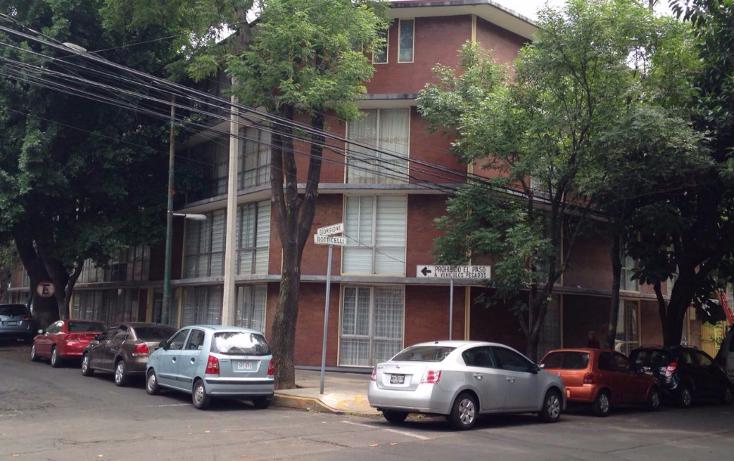 Foto de departamento en venta en  , santa maria nonoalco, benito juárez, distrito federal, 1678576 No. 01
