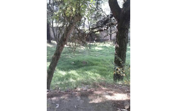 Foto de terreno habitacional en venta en  , santa mar?a, ocoyoacac, m?xico, 1106305 No. 18
