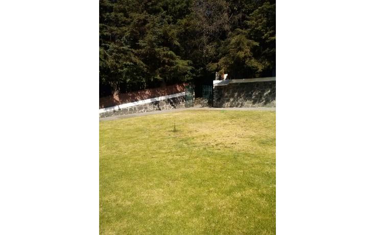 Foto de terreno habitacional en venta en  , santa mar?a, ocoyoacac, m?xico, 1106305 No. 31