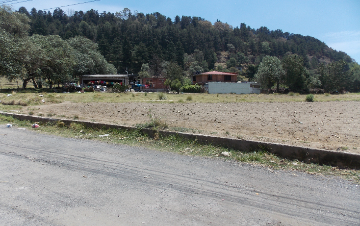 Foto de terreno habitacional en venta en  , santa maría, ocoyoacac, méxico, 1774150 No. 01