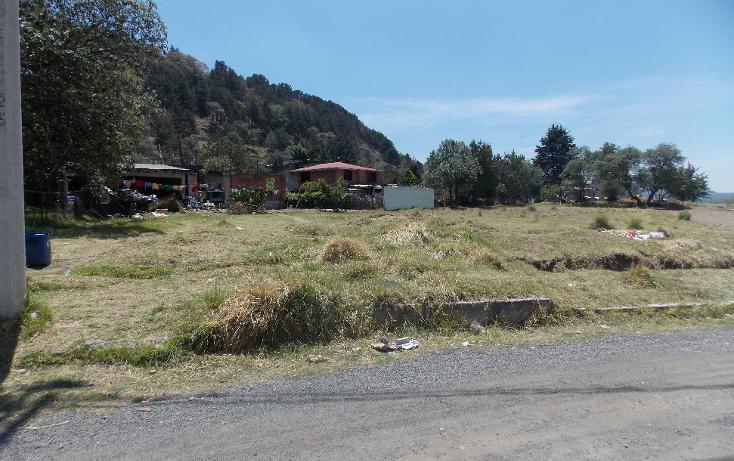 Foto de terreno habitacional en venta en  , santa maría, ocoyoacac, méxico, 1774150 No. 02