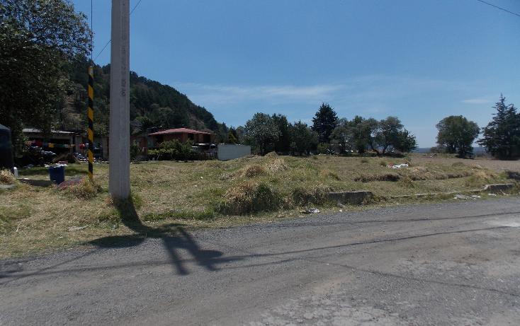 Foto de terreno habitacional en venta en  , santa maría, ocoyoacac, méxico, 1774150 No. 03