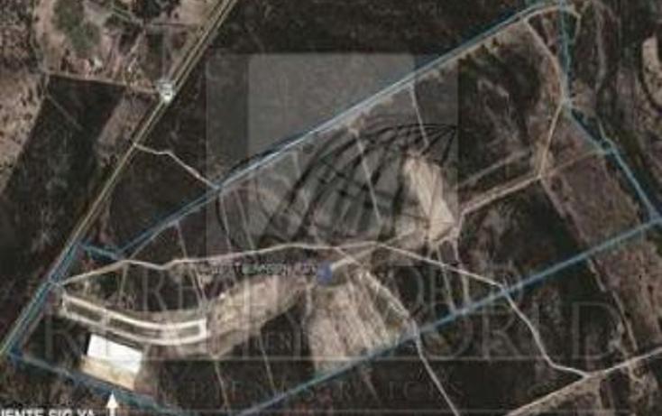 Foto de terreno industrial en venta en  , santa maria pesquería, pesquería, nuevo león, 1370627 No. 03