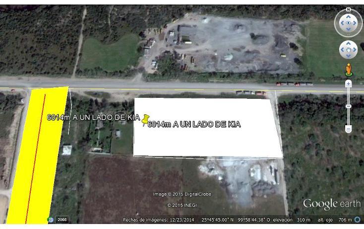 Foto de terreno comercial en venta en  , santa maria pesquería, pesquería, nuevo león, 1502845 No. 01