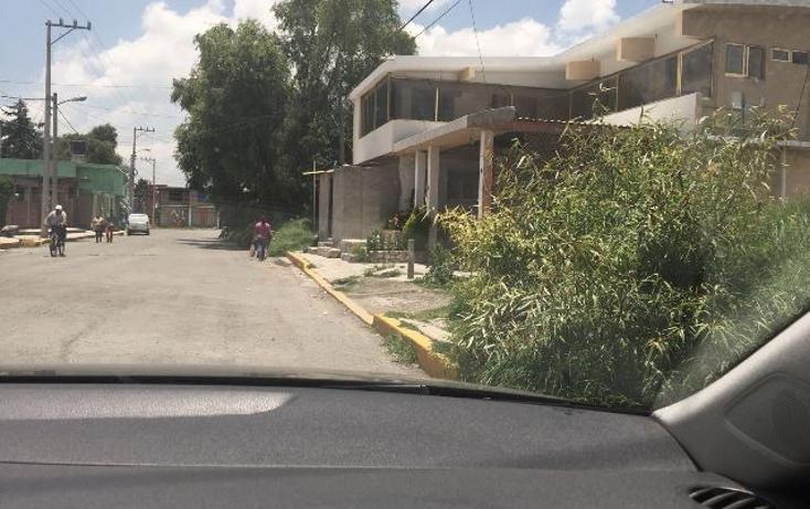 Foto de terreno habitacional en venta en  , santa maría, san mateo atenco, méxico, 1191401 No. 05