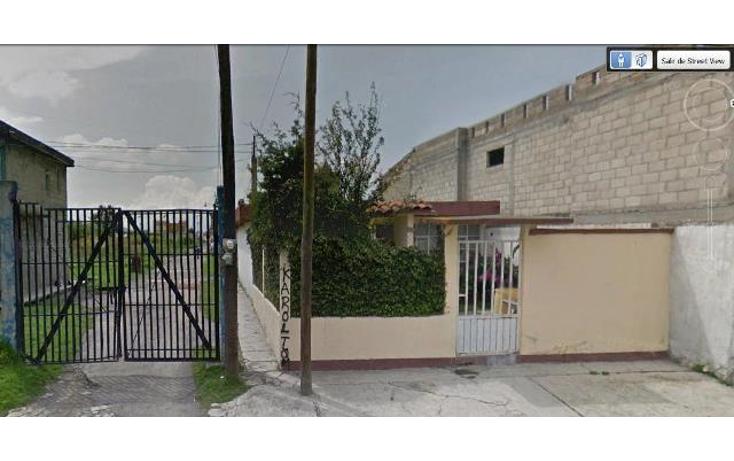 Foto de casa en venta en  , santa maría, san mateo atenco, méxico, 1460877 No. 01