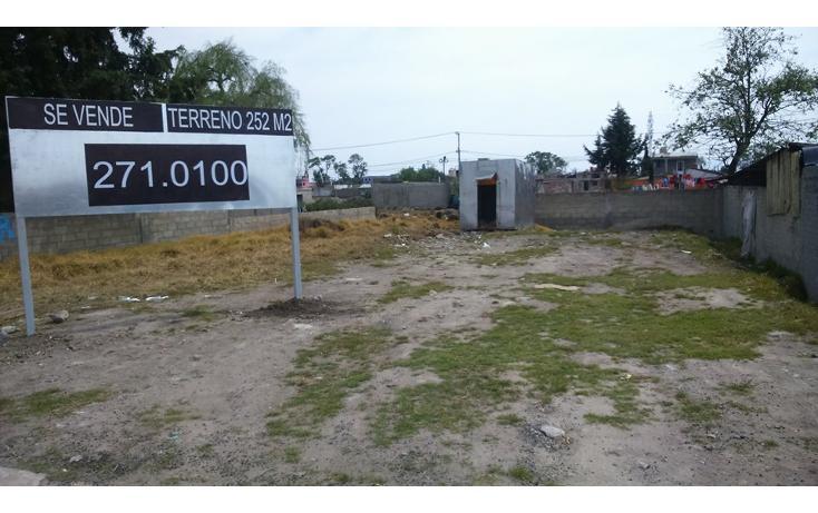 Foto de terreno comercial en venta en  , santa maría, san mateo atenco, méxico, 1759386 No. 02