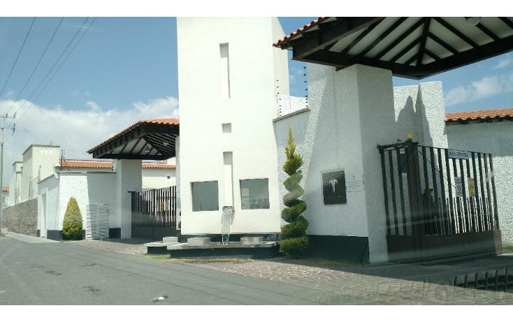 Foto de casa en venta en  , santa maría, san mateo atenco, méxico, 1835122 No. 01