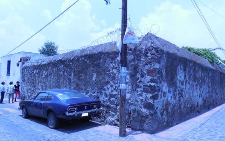 Foto de terreno habitacional en venta en  , santa mar?a tepepan, xochimilco, distrito federal, 1085083 No. 06
