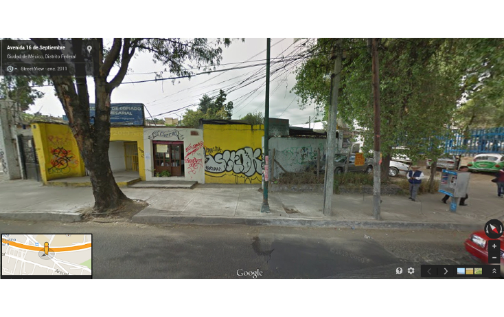 Foto de terreno comercial en venta en  , santa maría tepepan, xochimilco, distrito federal, 1204779 No. 02