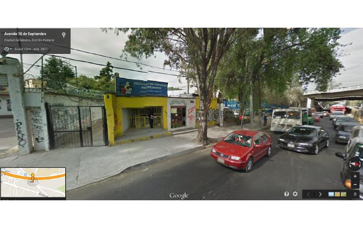 Foto de terreno comercial en venta en  , santa maría tepepan, xochimilco, distrito federal, 1204779 No. 03