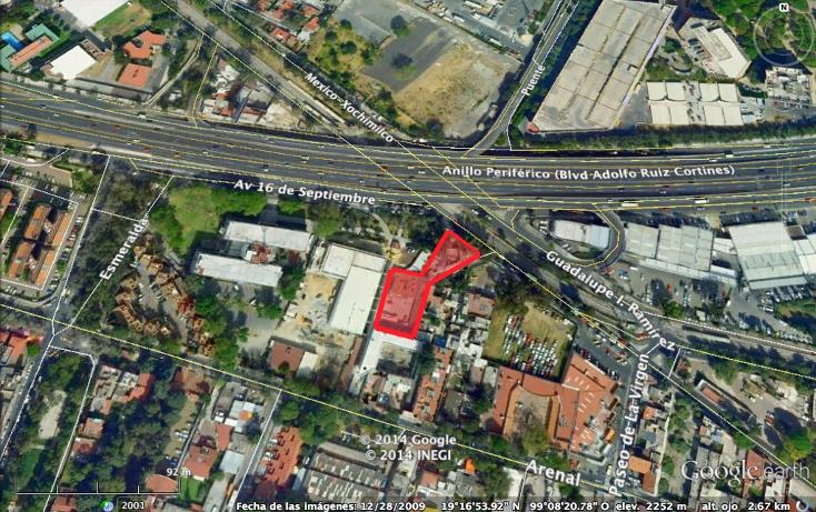 Foto de terreno comercial en venta en  , santa maría tepepan, xochimilco, distrito federal, 1204779 No. 05