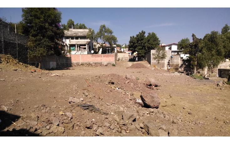 Foto de terreno habitacional en venta en  , santa maría tepepan, xochimilco, distrito federal, 1271873 No. 03