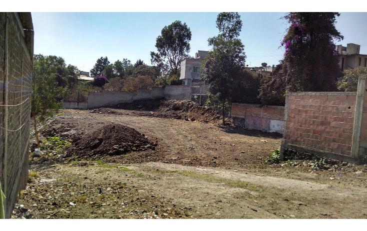 Foto de terreno habitacional en venta en  , santa maría tepepan, xochimilco, distrito federal, 1271873 No. 05