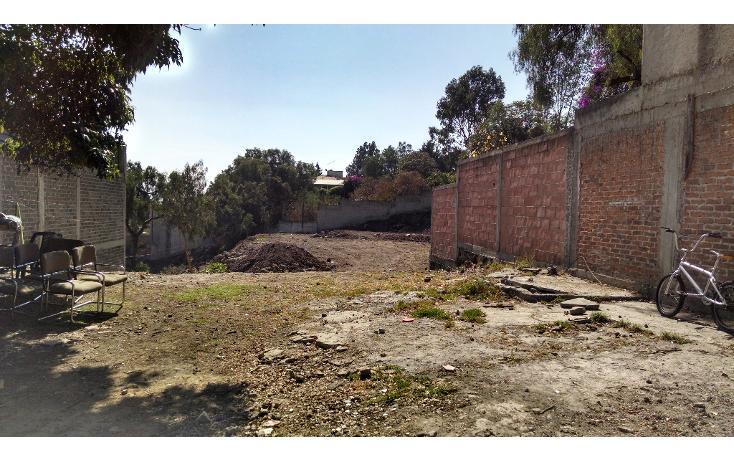 Foto de terreno habitacional en venta en  , santa maría tepepan, xochimilco, distrito federal, 1271873 No. 06