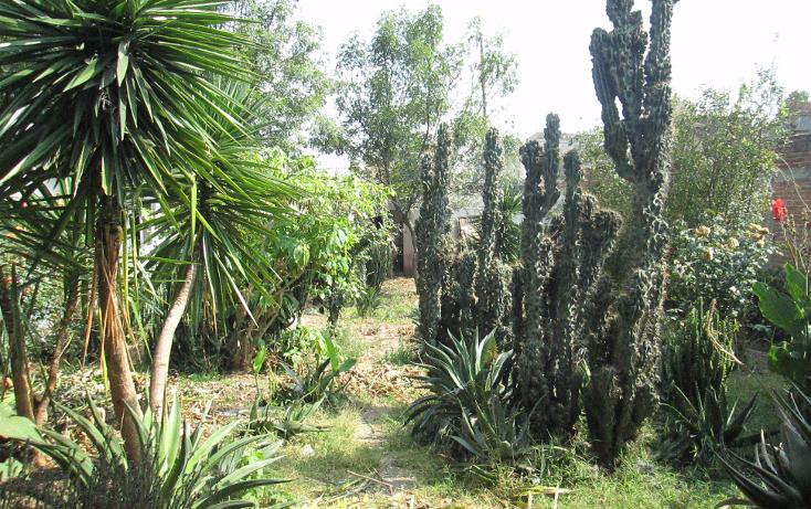 Foto de terreno habitacional en venta en  , santa maría tepepan, xochimilco, distrito federal, 944691 No. 06