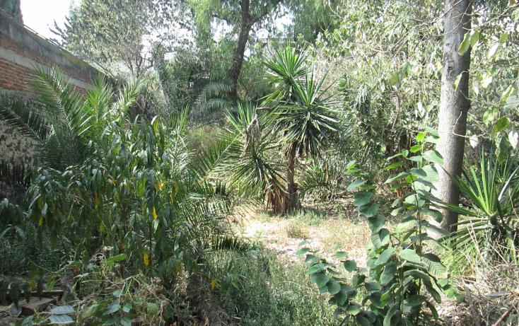 Foto de terreno habitacional en venta en  , santa maría tepepan, xochimilco, distrito federal, 944691 No. 13