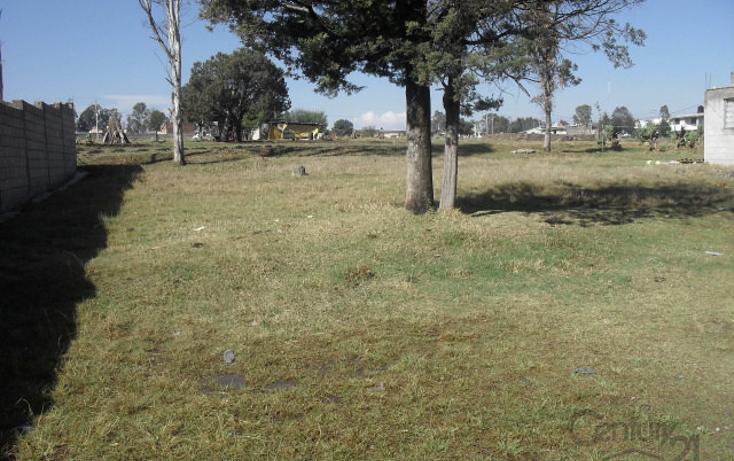 Foto de terreno habitacional en venta en  , santa maria texcalac, apizaco, tlaxcala, 1713898 No. 01