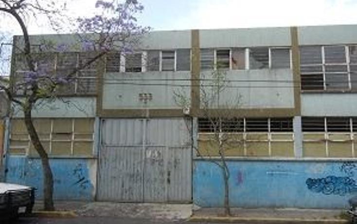 Foto de nave industrial en venta en  , santa maria ticoman, gustavo a. madero, distrito federal, 1051431 No. 01