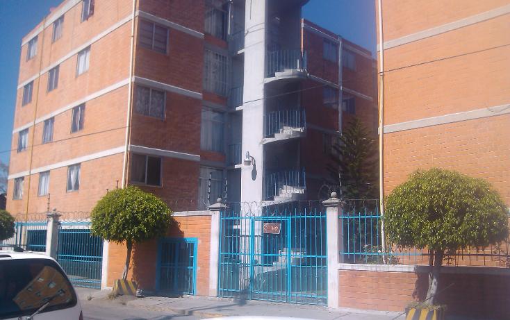 Foto de departamento en venta en  , santa maria ticoman, gustavo a. madero, distrito federal, 1470087 No. 02