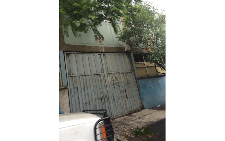 Foto de terreno comercial en venta en  , santa maria ticoman, gustavo a. madero, distrito federal, 944649 No. 03