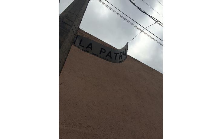 Foto de terreno comercial en venta en  , santa maria ticoman, gustavo a. madero, distrito federal, 944649 No. 08