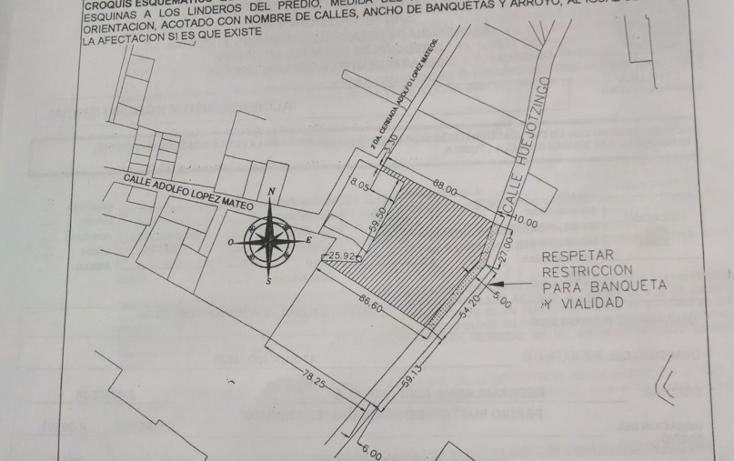 Foto de terreno habitacional en venta en  , santa mar?a tonantzintla, san andr?s cholula, puebla, 1955552 No. 03