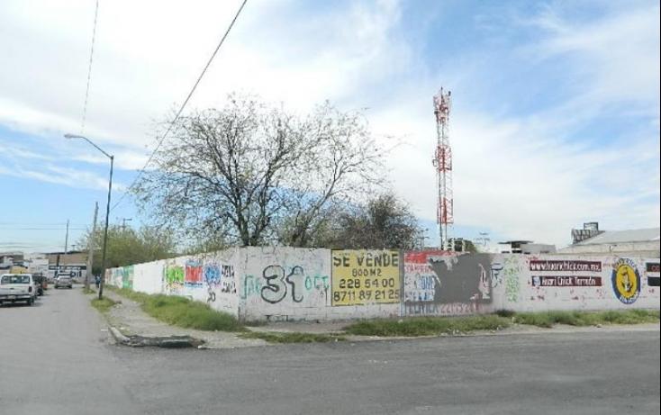 Foto de terreno habitacional en venta en, santa maría, torreón, coahuila de zaragoza, 371791 no 04