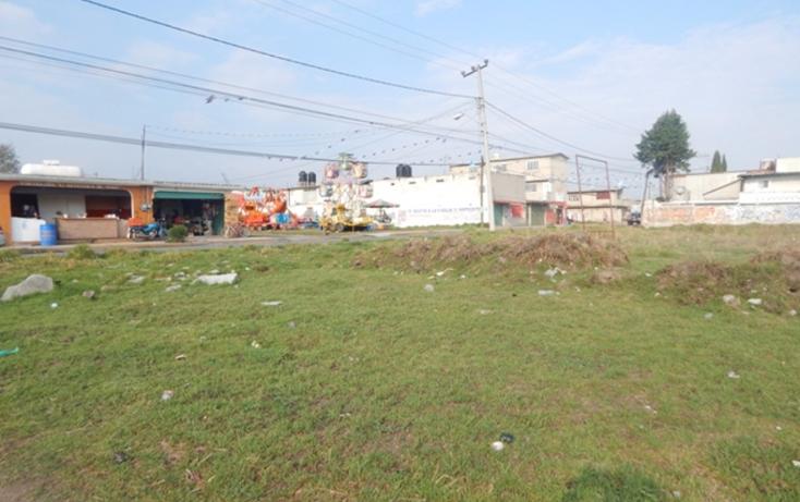 Foto de terreno habitacional en venta en  , santa maría totoltepec, toluca, méxico, 1066033 No. 09