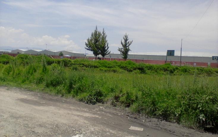 Foto de terreno habitacional en venta en  , santa maría totoltepec, toluca, méxico, 1272457 No. 03