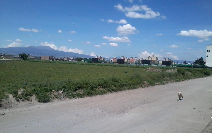 Foto de terreno habitacional en venta en  , santa maría totoltepec, toluca, méxico, 1272457 No. 10