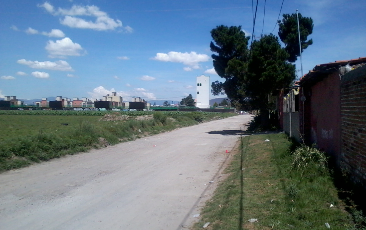 Foto de terreno habitacional en venta en  , santa maría totoltepec, toluca, méxico, 1272457 No. 11