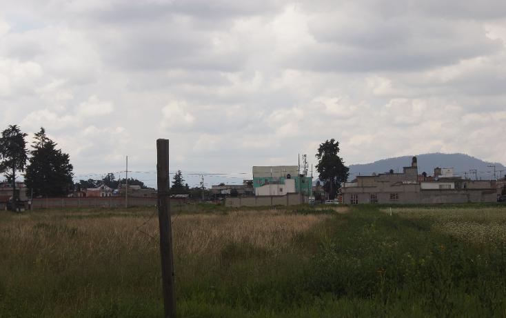 Foto de terreno comercial en venta en  , santa maría totoltepec, toluca, méxico, 1300535 No. 07