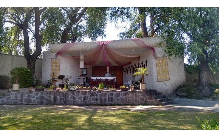Foto de casa en venta en  , santa mar?a totoltepec, toluca, m?xico, 1435283 No. 07