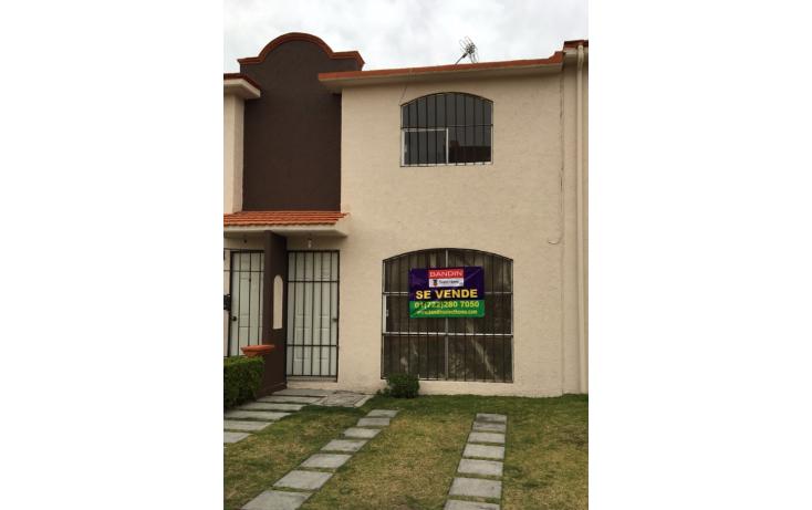 Foto de casa en venta en  , santa maría totoltepec, toluca, méxico, 1680050 No. 06