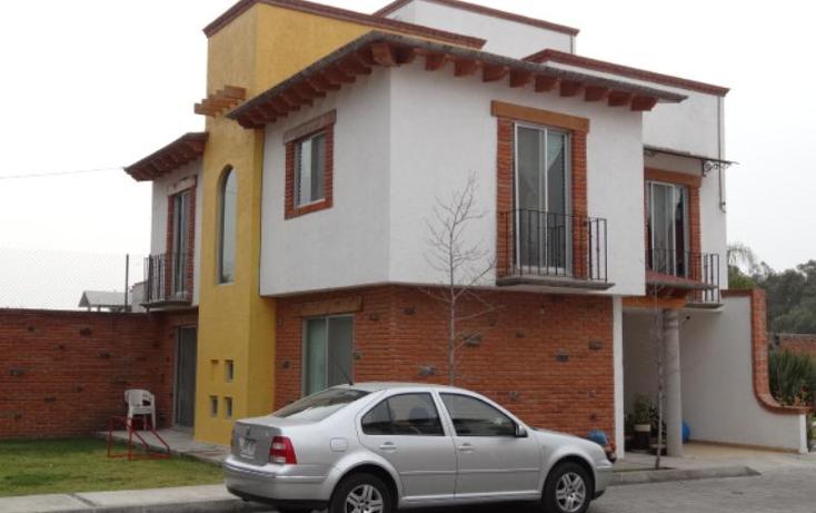 Foto de casa en venta en  , santa mar?a tulantongo, texcoco, m?xico, 397030 No. 03