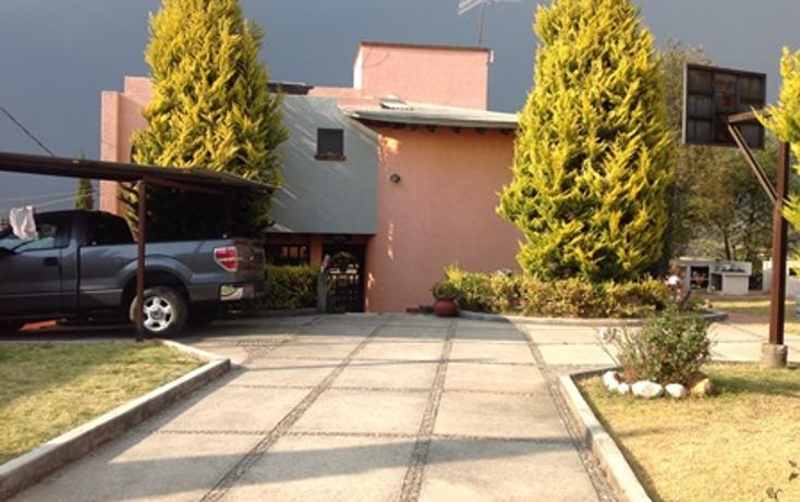 Foto de casa en venta en  , santa maría zolotepec, xonacatlán, méxico, 1280941 No. 01